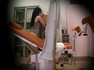 Gynecologist kätketty spycam