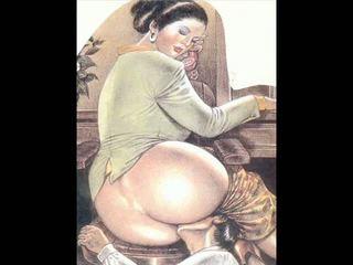 karikatürler, bdsm art