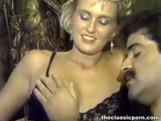Rijpere men involving groot roosters screwing erotisch female
