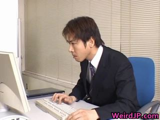 man big dick fuck, japanese, boss