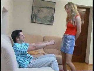 Blond flittchen anal sahnetorte und gefickt video