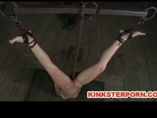 Slave Hailey Young Extreme BDSM Torment