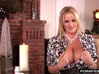 Gianna michaels ir kelly dalintis jų breast kept paslaptis