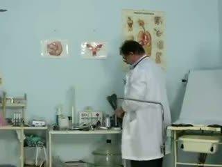 Kristyna muschi gaping bei verdorben gyno clinic von alt doktor