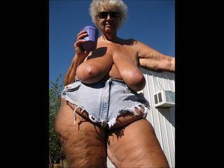 големи цици, grannies, отлежава