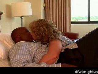 Hubby Films Slutwife with BBC