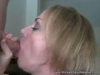 Mom Knows how to Cock Suck, Free Suck Cock Porn Video e0