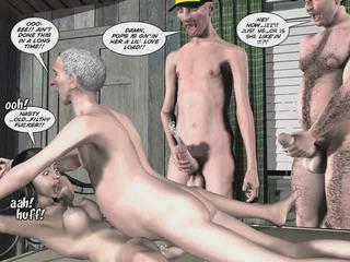 3d képregény chaperone episode 2