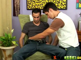 Caliente hunks chris cox y jarrod rey follando