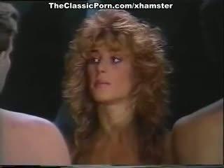 Barbara dare, nina hartley, erica boyer v klasický porno klip