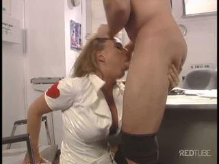 Sexy krankenschwester avy scott