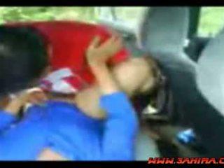 Indonéský painful souložit v a auto