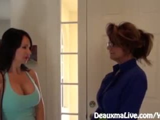 Betje eje deauxma scissors angie to sell her house!