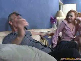 爸, 女儿, 爸