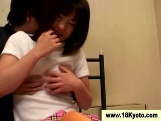 일본의, 청소년, 열대의 소년