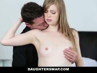 Daughterswap - gootti teini-ikä saada perseestä mukaan vanhemmat men pt.1