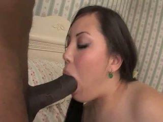 big cock, interracial, ázie