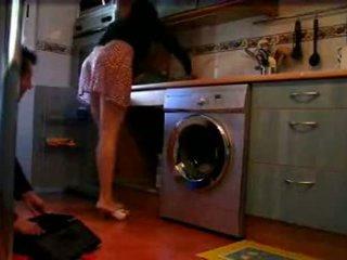 Wife Teasing The Plumber - Non Nude