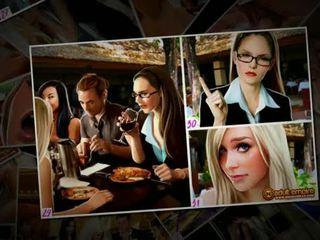 Nicole Heat - the wedding gang-bang