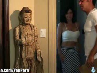 Trickyspa veronica avluv gets pamamasa para masseur