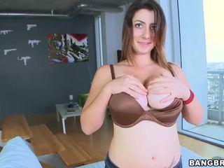 Great Big Breasts On Tiffany Cross