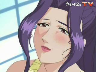 Manga coquette ikke langt fra stor pupper