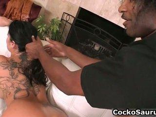 Cinta mengisap hitam cocks tabung
