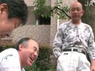 japānas, old + young, apakšbiksītes