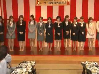 Nejlepší bust a nejlepší zonker soutěž v někteří excentrický číňan školní