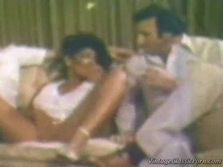 vintage tits busty, retro porn, retro kön