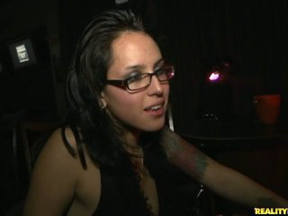Fucking hot Tasha in the VIP