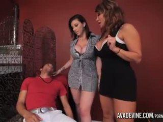 puma, 3some, fake tits