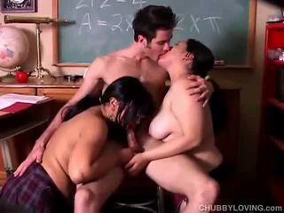 Debelušne bejbe na trojček