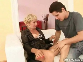 Grandmother الإباحية تصنيف