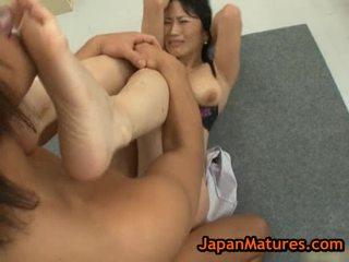 Natsumi kitahara acquires screwed трудно
