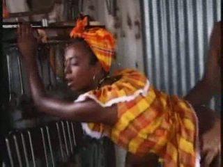 เพศทางทวารหนัก, แอฟริกัน, ทางทวารหนัก