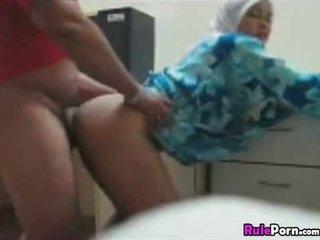 Arab gadis fucked daripada di belakang