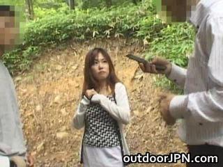 japonisht, vajzë amator, oriental