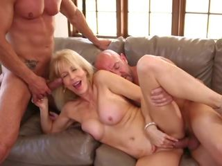 Granny Gangbanged: Free Orgy Porn Video bb