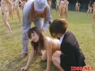 Asiatisch female knast ausbildung video