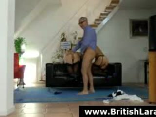Pussy To Mouth Fuck For Mature British...