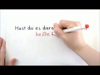 Handjob german porn