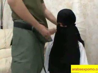 mergina, seksas, arabų