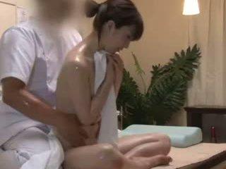 Spycam reluctant teengirl seduced av masseur