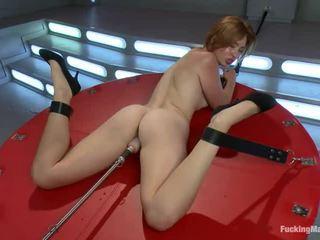 hardcore sex, žaislai, sušikti mašina