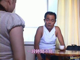 Timid gammal reiko yamaguchi has doggystyled