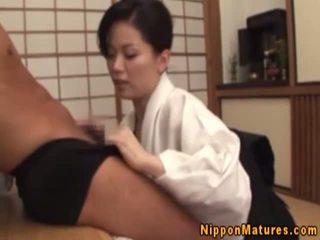 japonês, puma, mamãe