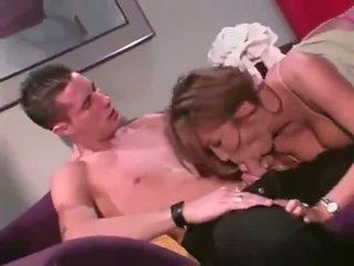 double pénétration, gros seins, des stars du porno