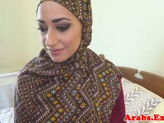 Pounded Muslim Babe Jizzed in Mouth, Free Porn 89