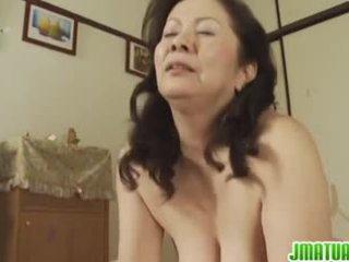Dojrzała chizuru knows jak do proszę cocks